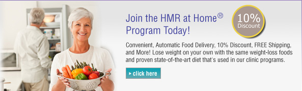 Join HMR at Home Program Today!